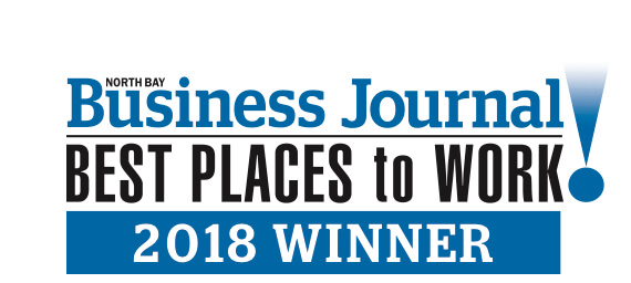 North Bay Business Journal Best Places to work 2018